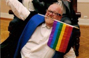 Vi vier heterofile, homofile og transpersoner med like stor respekt